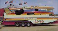 Atlas Van Lines Hydroplane | RC Boat Company part# SG110H ...