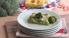 Ricetta: Lasagna con crema di Broccoli ed Emmentaler