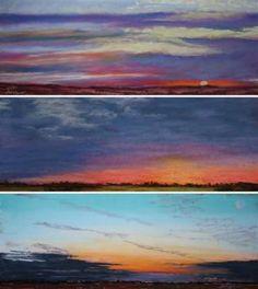 Painted Sunrises