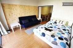 Airbnb: $88,1BR apt, ROPPONGI |