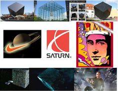 Decoding Illuminati Symbolism: Saturn and the Black Cube
