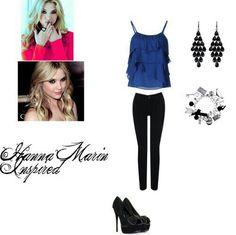 Hanna Marin outfit