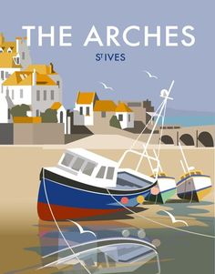 St Ives, Your Photos, Britain, Photo And Video, Illustration, Illustrations
