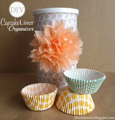 DIY- love the container idea for putting edible gifts in like cookies stacked up like Pringles!