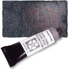 Shadow Violet (PO73 PB29 PG18) 15ml Tube, DANIEL SMITH Extra Fine Watercolor