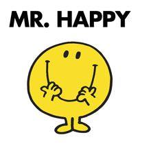 Feeling happy today