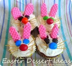 pinterest fun food for kids | Fun craft and food projects for kids! / Easter dessert