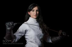 Would you like to fence? by EmilyM1 Sport Photography #InfluentialLime