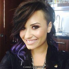Demi Lovato Celebrity Selfies of the Week on 25 Jul 2014 http://icelebz.com/events/celebrity_selfies_of_the_week_on_25_jul_2014/photo2.html