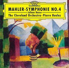 MAHLER Symphonie No. 4 - Boulez - Deutsche Grammophon