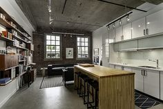 Historic Loft Brings Together Rich Heritage And Contemporary Comfort