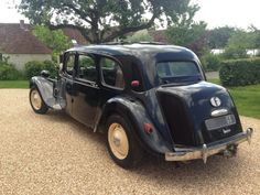 Citroen Traction 11B familiale