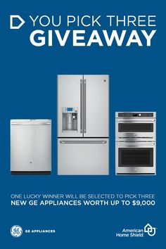 You Could Win in the American Home Shield You Pick Five Giveaway