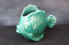Buy A RARE VINTAGE LUCIA WARE FISH SHAPED BUD VASE OR HOLDER ...NO DAMAGEfor R1.00 Fish Shapes, Bud Vases, African, Ceramics, Stuff To Buy, Vintage, Decor, Ceramica, Flower Vases