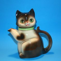https://flic.kr/p/5TYQSG | Cat Teapot