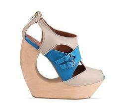 Cheap Jeffrey Campbell Rock Me Platform Sandals Neutral Multi Cool   Studded Jeffrey Campbell Sandals