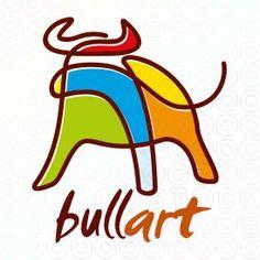 BullArt logo