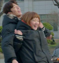 Swag Couples, Cute Couples, Weighlifting Fairy Kim Bok Joo, Kim Book, Drama 2016, Kim Yoo Jung, Lee Sung Kyung, Weightlifting Fairy, Joo Hyuk