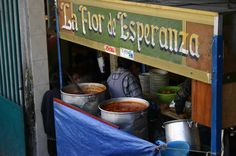 Central Market food stand, Orizaba, Veracruz
