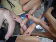 cute idea for sister tatoos