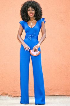6f7390c8a6b Short Frill Sleeves Jumpsuit Jumpsuit With Sleeves