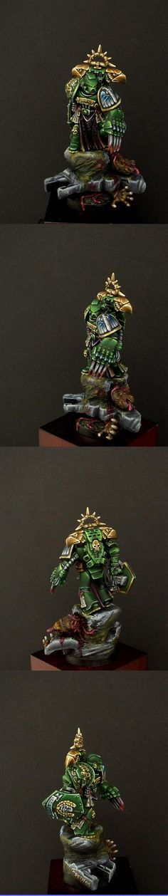Dark Angels, Non-Metallic Metal, Space Marines, Warhammer 40,000