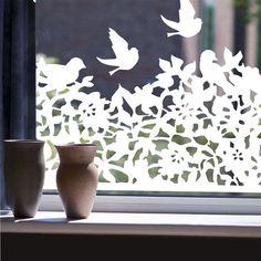 Statische Gordijnen voor elk huis | Lipdus.nl | Raamstickers Shabby Chic Interiors, Ramen, Design, Home Decor, Home, Decoration Home, Room Decor, Home Interior Design