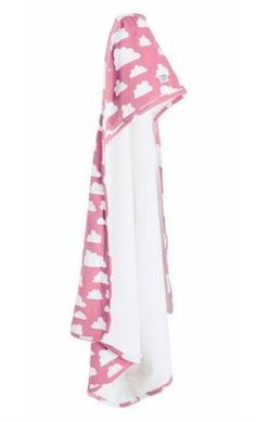 Farg Form Bath Cape Moln Cloud Pink £29  This Bath Cape is made of soft 100% cotton, certified Oeko-Standard 100, it contains no harmful substances for little people. One size only.