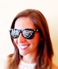 Philadelphia Eagles  Glasses Sunglasses Nfl Nba Ncaa Nhl Any Team Customize Tailgate Bride Groom Wedding Sports Football Wayfarer on Etsy, $5.99