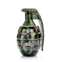 Wish | Grenade Smoking Herb Grinder Metal Hand Crank Pollen Herbal Grinding Tools
