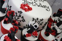 Mini shoe cupcakes | Flickr – Compartilhamento de fotos!