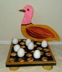 Porta huevos..Q 45.00