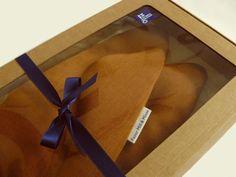 Heat therapy pillow, business gift for Fazer Mill  Mixes / Lämmitettävä kauratyyny liikelahjaksi Fazer Myllylle