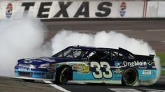 Kevin Harvick wins the NASCAR Nationwide race at Texas Motor Speedway