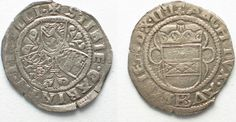 1514 Haus Habsburg RDR - WIEN Halbbatzen 1514 (MDXIIII) MAXIMILIAN I. Silber ERHALTUNG! # 95081 ss-vz Maximilian I, Coin Collecting, Coins, Personalized Items, Conservation, House, Silver