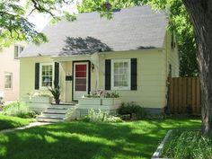 1940s Homes Exterior Design, Modern Home Design And Decorating Ideas