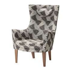IKEA STOCKHOLM High-back armchair Mosta grey This chair is made from moulded high resilience foam that provides comfort and support – and keeps its shape. Ikea Stockholm, Ikea Sofa, Ikea Furniture, Living Room Furniture, Fabric Armchairs, Fabric Sofa, Living Room Seating, My Living Room, Modern Sofa