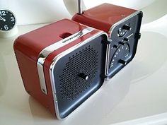 Radio BRIONVEGA TS-502 originale CAF Design Marco Zanuso space age eames era