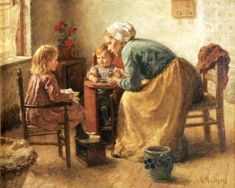 Peintre-Hendrik Heyligers