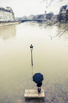 El lado más melancólico de París
