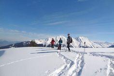 Schneeschuhwandern in Salzburg - 4 *Hotel am Wildkogel in Bramberg Zell Am See, Das Hotel, Mount Everest, Mountains, Nature, Travel, Ski Trips, Winter Vacations, Tours