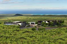 The Pikaia Lodge is designed for the environmentally conscious, eco-adventure traveler, who seeks intimate contact with the unique natural heritage of the Galapagos along with all the comforts of a highly evolved lifestyle.