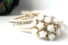 Bridal Jewelry set Friendship Bracelet the ultimate by Daniblu, $48.00
