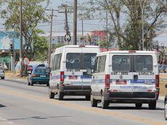JORNAL O RESUMO: Detro proíbe vans urbanas de passar pela BR-101