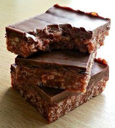 My sugar coated life...: Mars Bar crispy cake bars