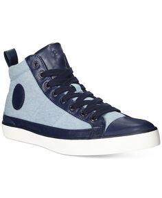 Polo Ralph Lauren Clarke Lace-Up Sneakers