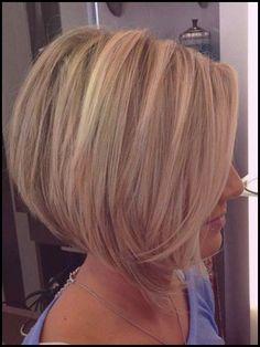 kurzhaarfrisuren-haare-färben-Best-Haircuts-for-Angled-Short-Hair