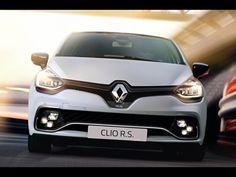 Insolite: faites chanter la Renault Clio RS Trophy