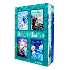 Anna and Elsa Book Set | Disney Store