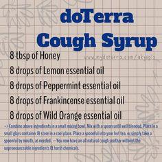 Image result for doterra cough blend